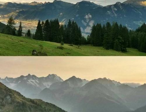 Als stoppen geen optie is; SwissPeaks Trail 170k