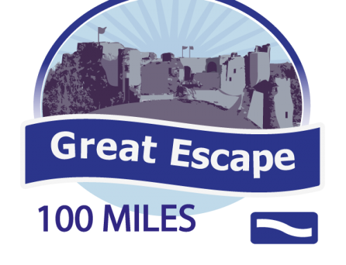 Great Escape: pre-race anxiety