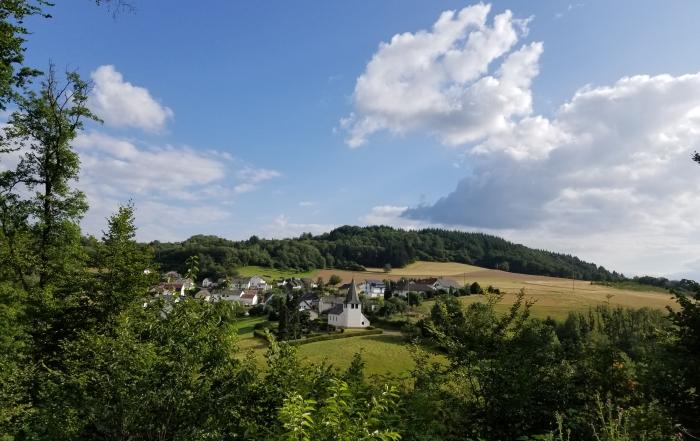 View on Trittscheid