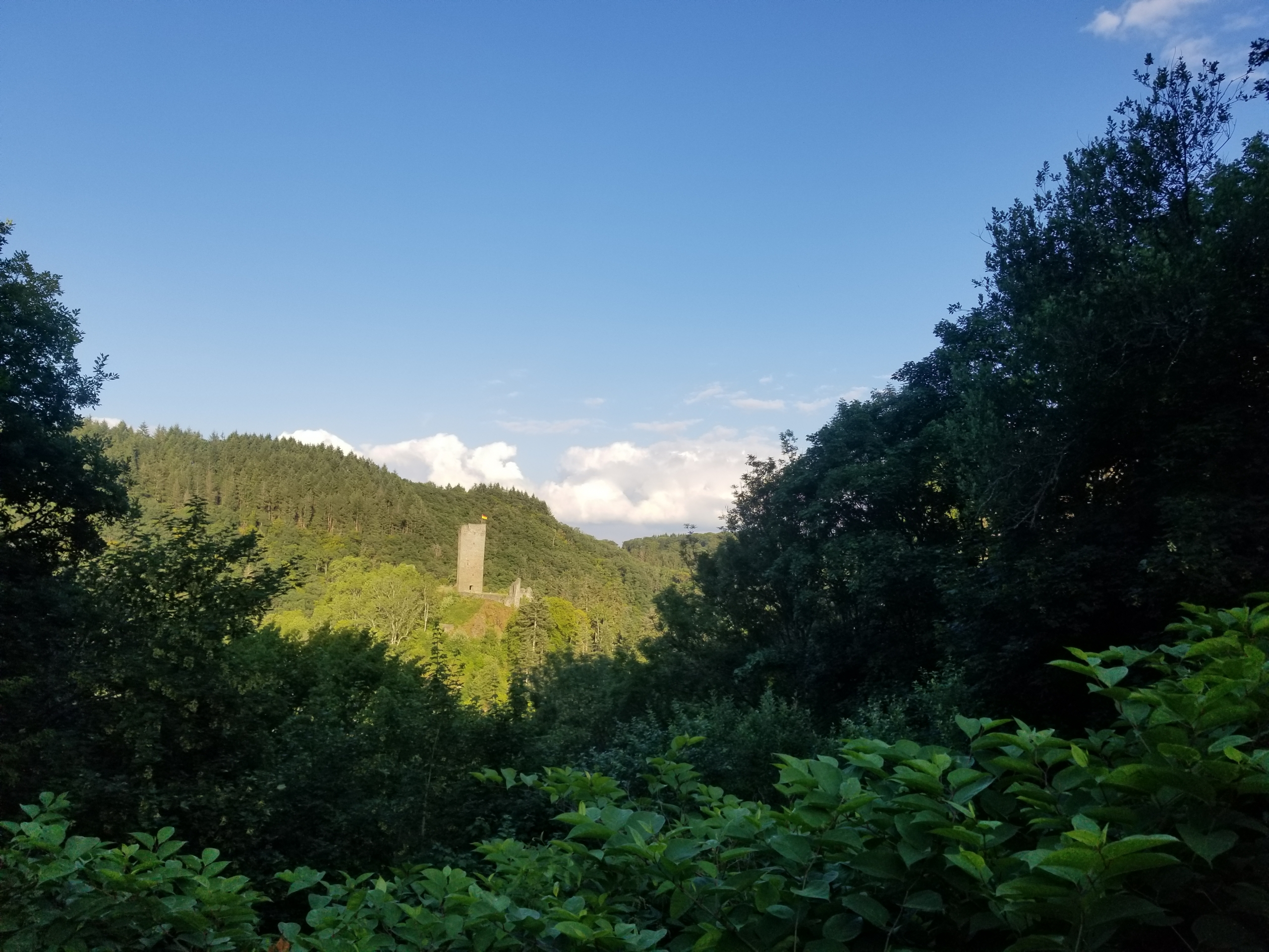 Oberburg Manderscheid