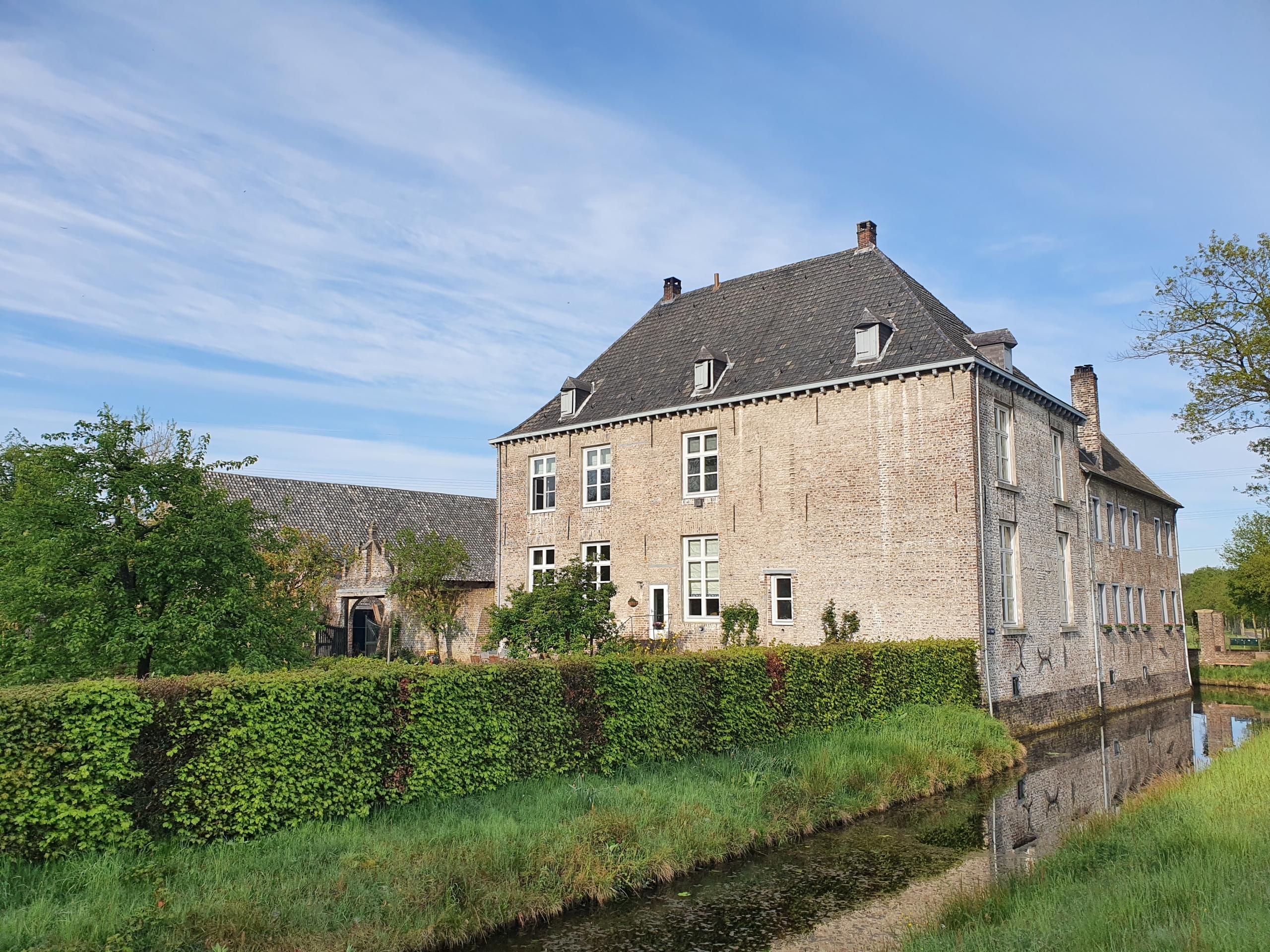 Kasteelboerderij nabij Swalmen